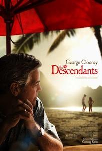 The Descendants, starring George Clooney