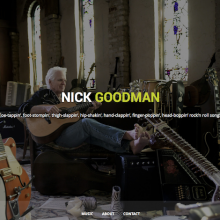 nickgoodmanmusic.com